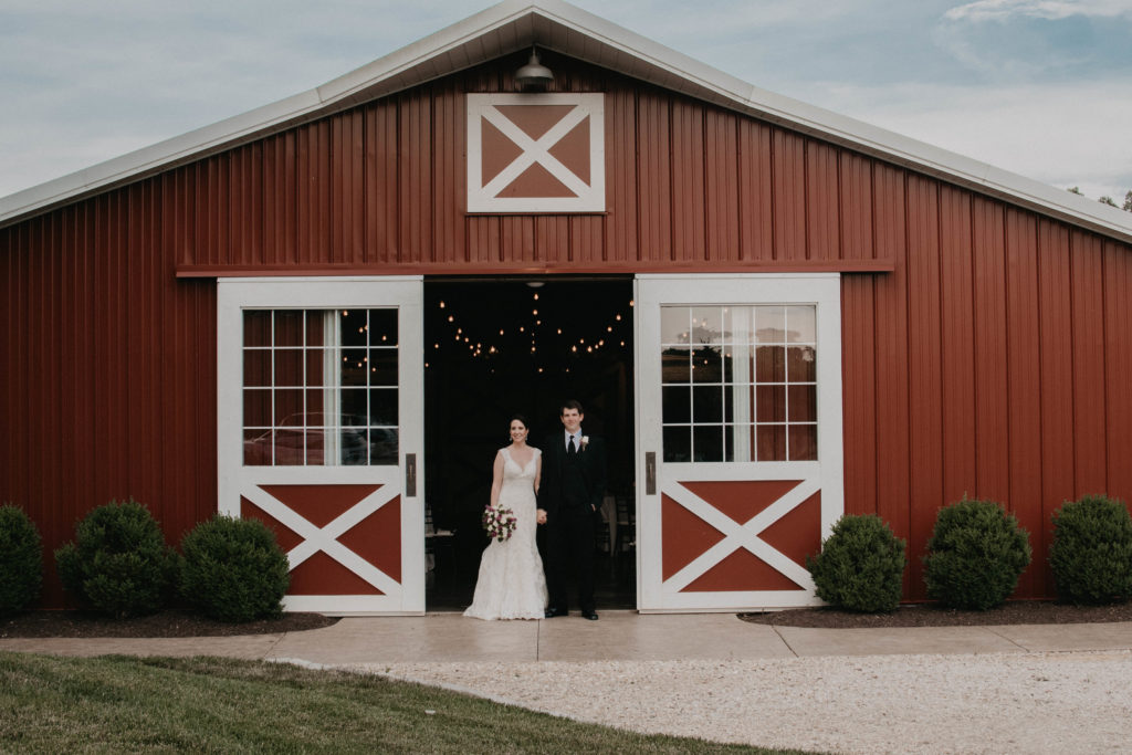 new kent winery wedding