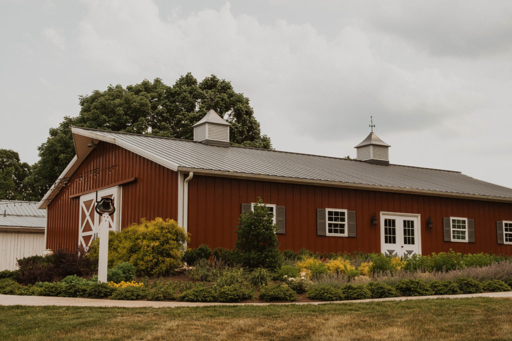 new kent winery wedding